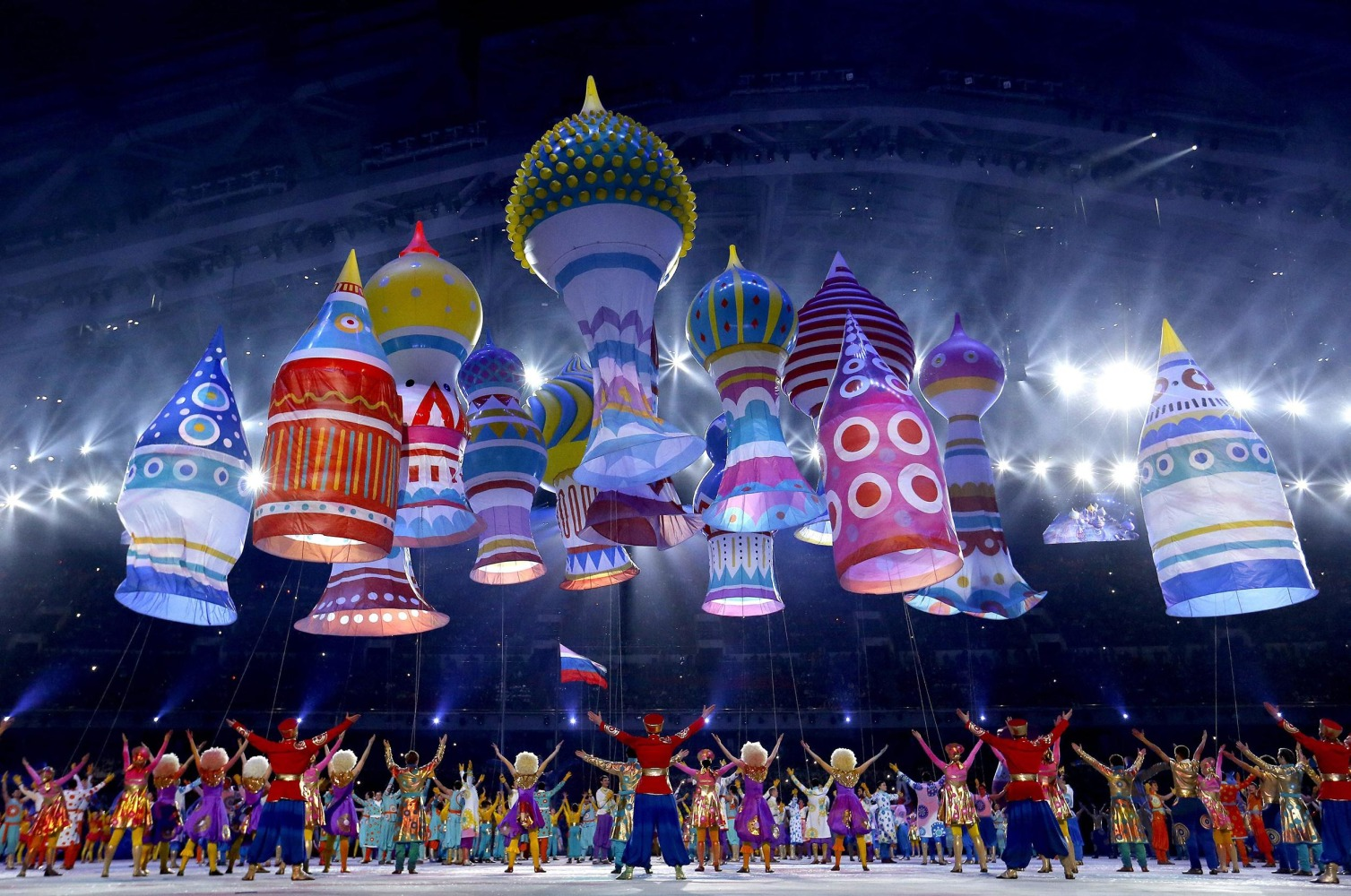 opening ceremonies Opening ceremonies-xxiii olympiad 1984 1984 serigraph image size 42″ x 28″ (10668 x 7112 cm) a limited edition of 600 numbered impressions 100ap, 18pp, signed by the artist.