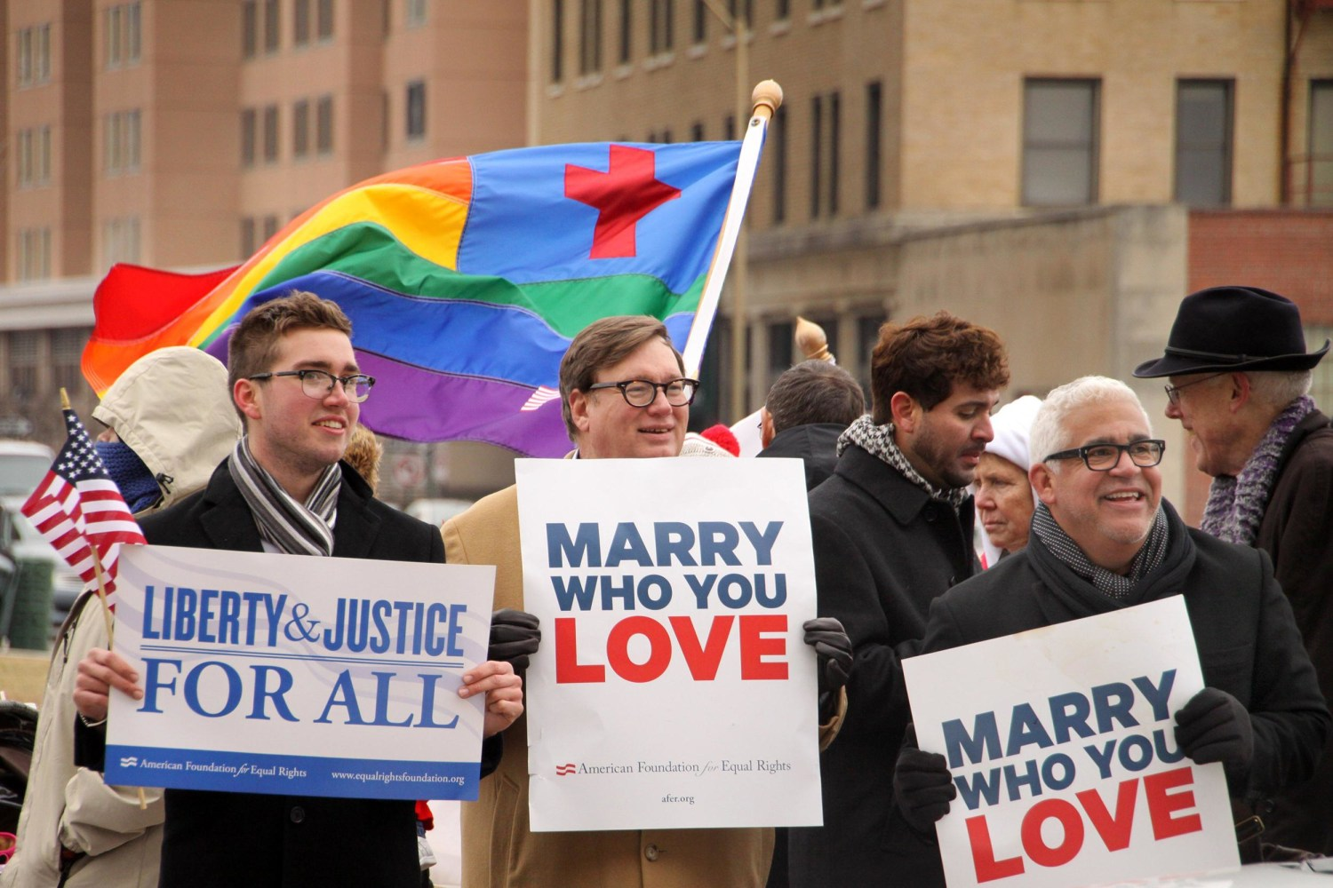 Ban On Same-Sex Marriage Struck Down In Virginia - Nbc News-8356