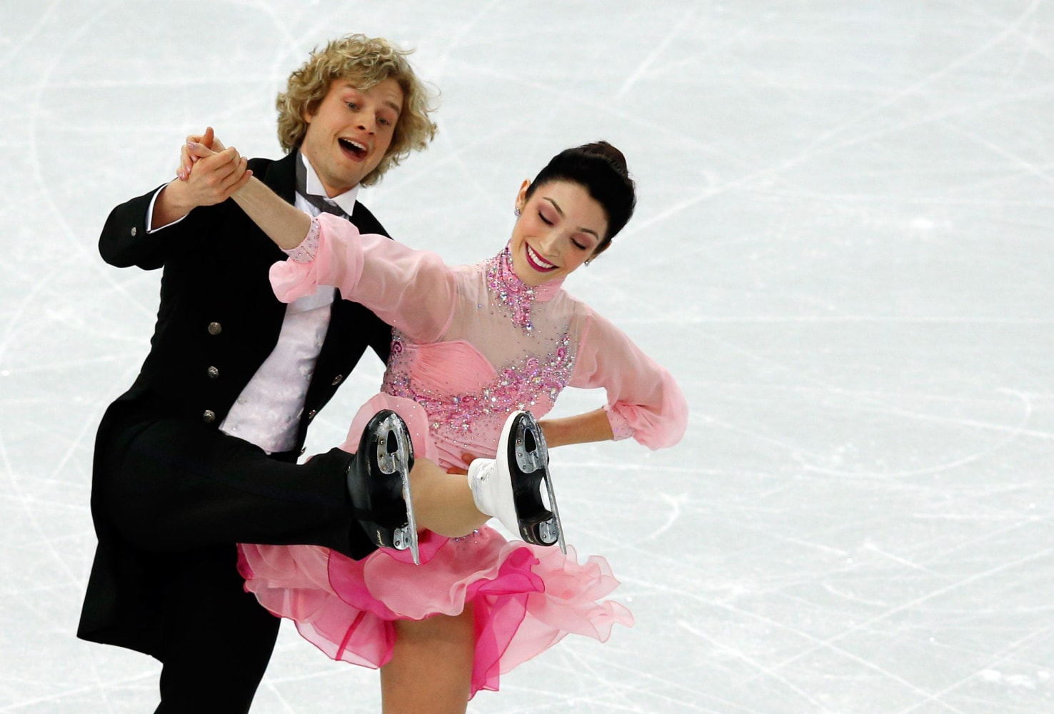 Bond for U.S. Ice Dancers Has Only Strengthened Over Time ...