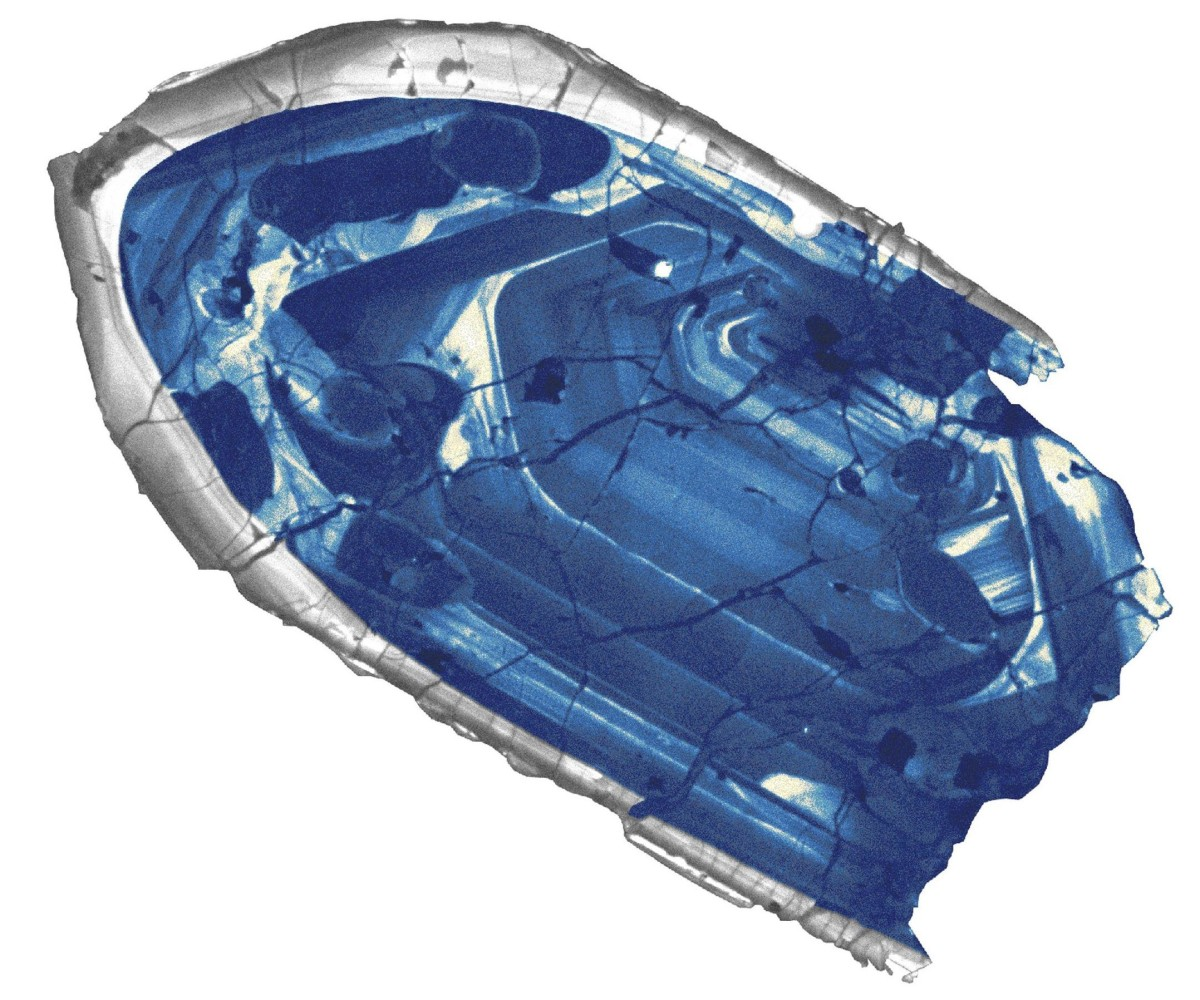 Tiny Crystal Is Oldest Known Piece of Earth, Scientists