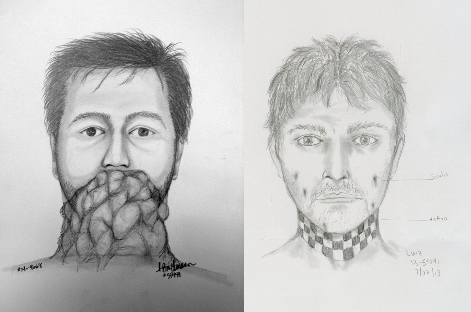 dying art u0027 forensic sketch artists face a digital future nbc news