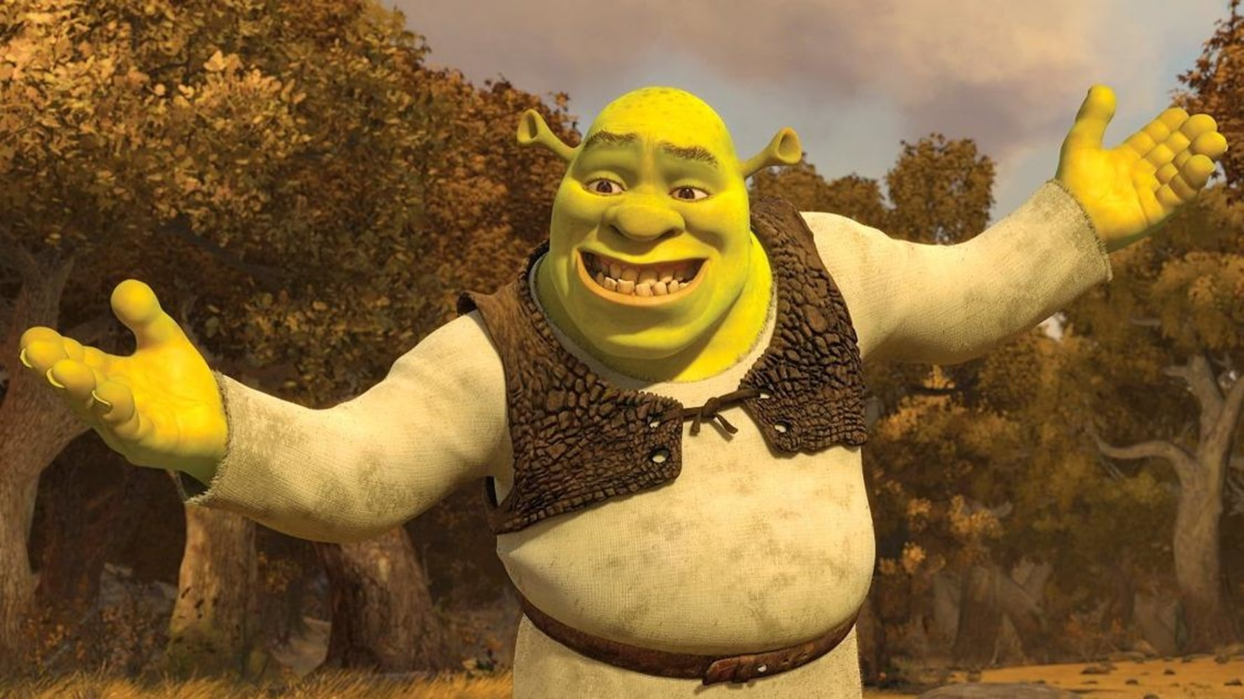 keep up if you can sherk bill