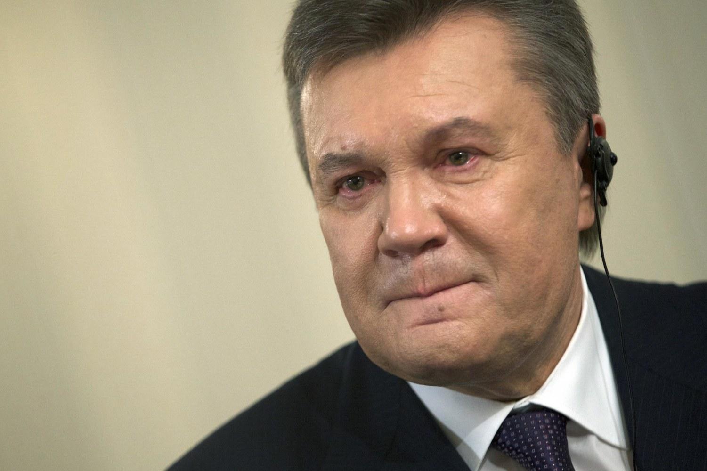 Viktor Yanukovych hoped for the return of the Crimea to Ukraine 06.07.2017 97