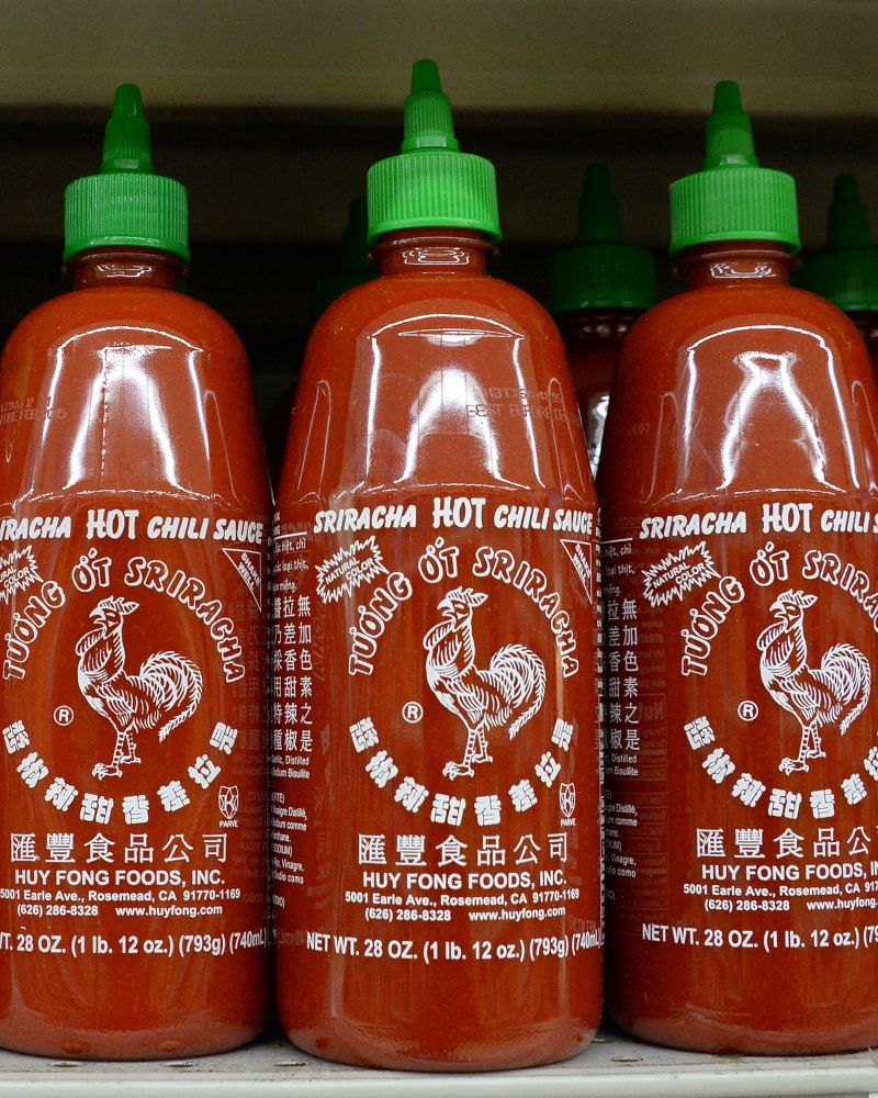 Big Stink: Sriracha Sauce Maker Feeling Heat Over Factory Smell - NBC ...