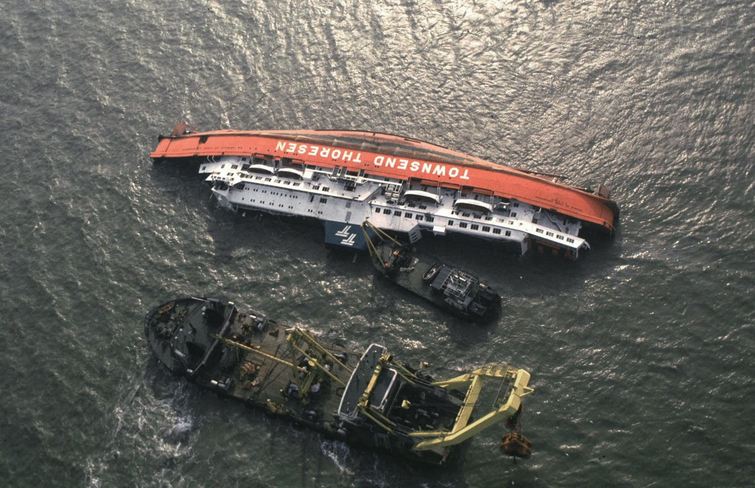 Did South Korea Ferry's Turn Cause Deadly Sinking? - NBC News