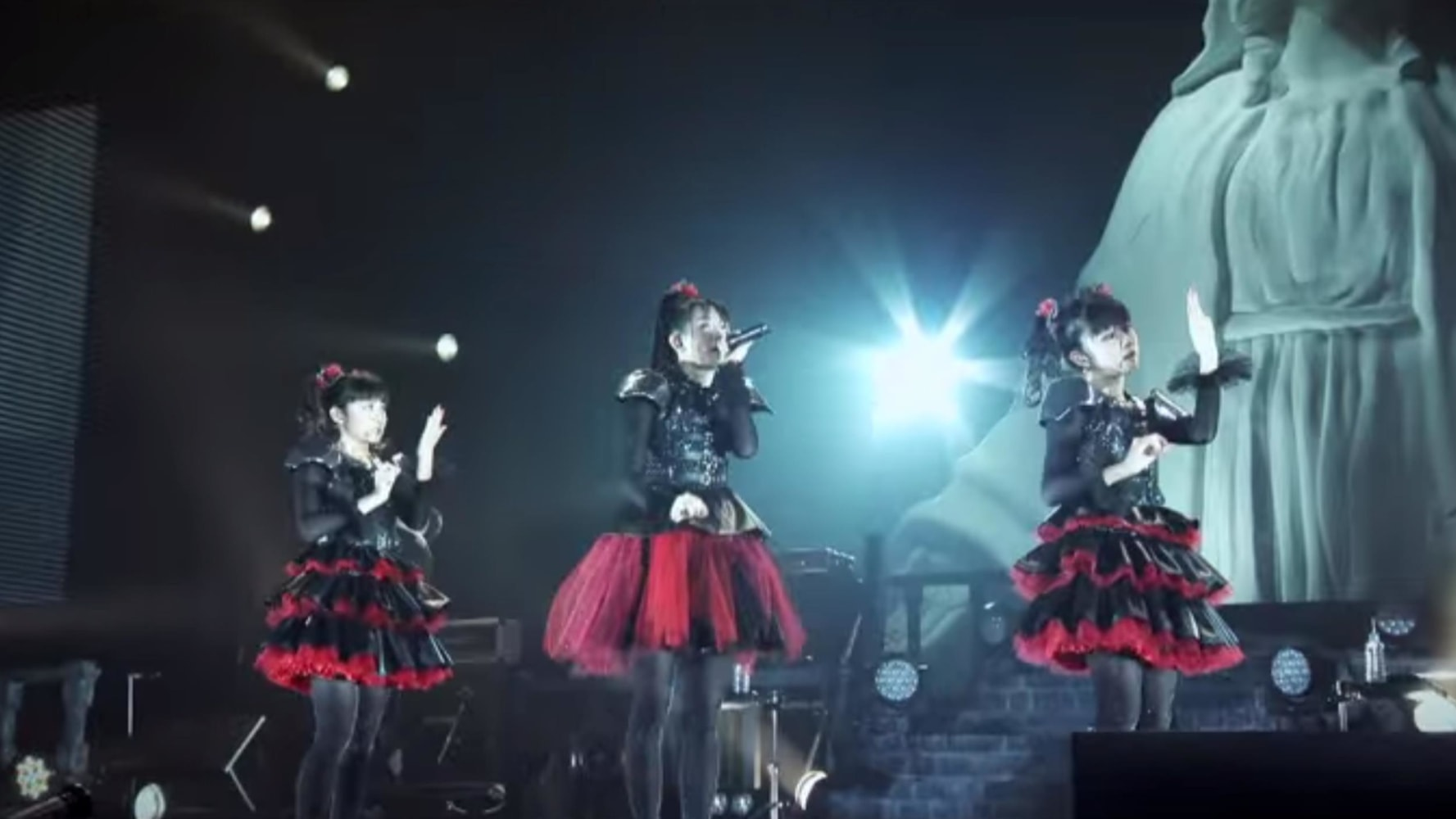 Hard Rock, Pop Sweetness Combine in Teen Band Babymetal - NBC News