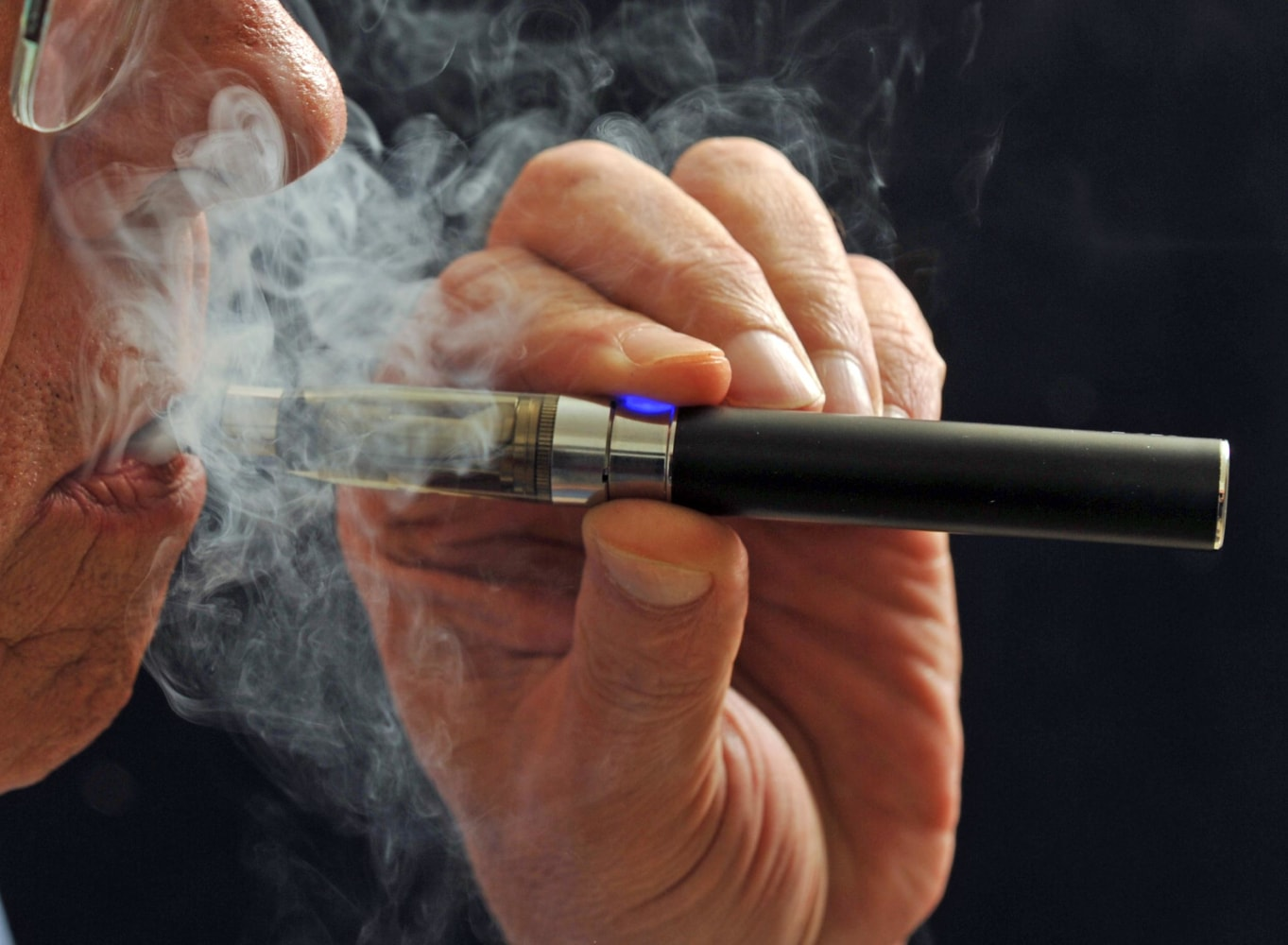 Finiti electric cigarette filter