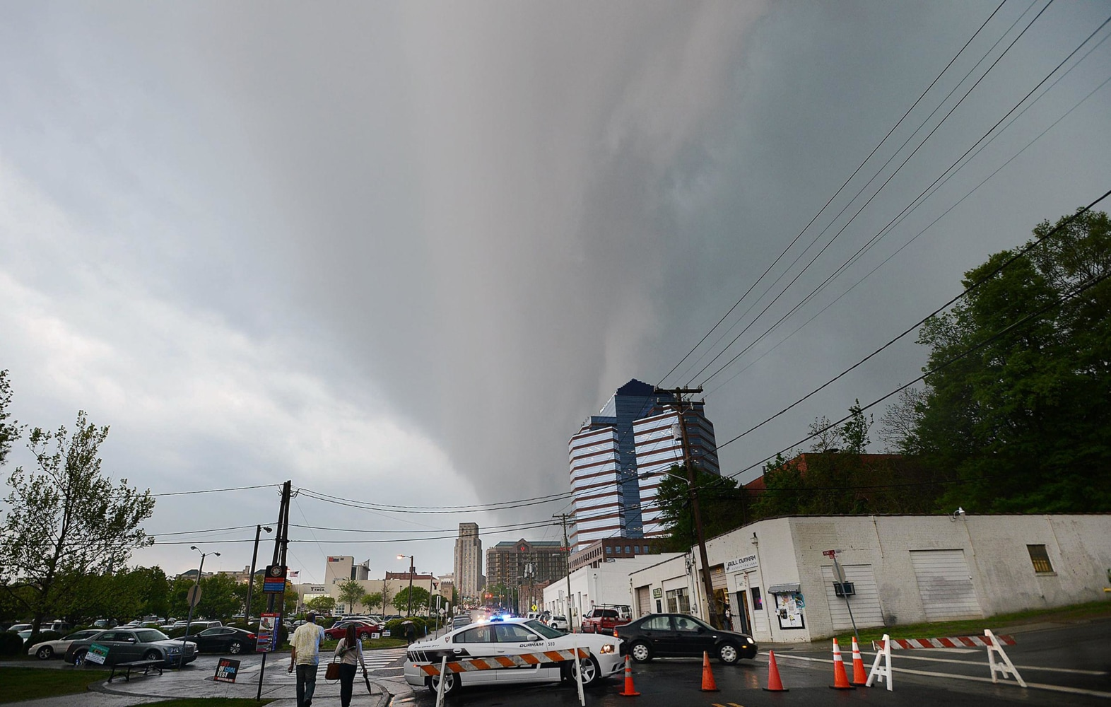 Tornado Hits N Carolina As Severe Weather Rolls In Nbc News