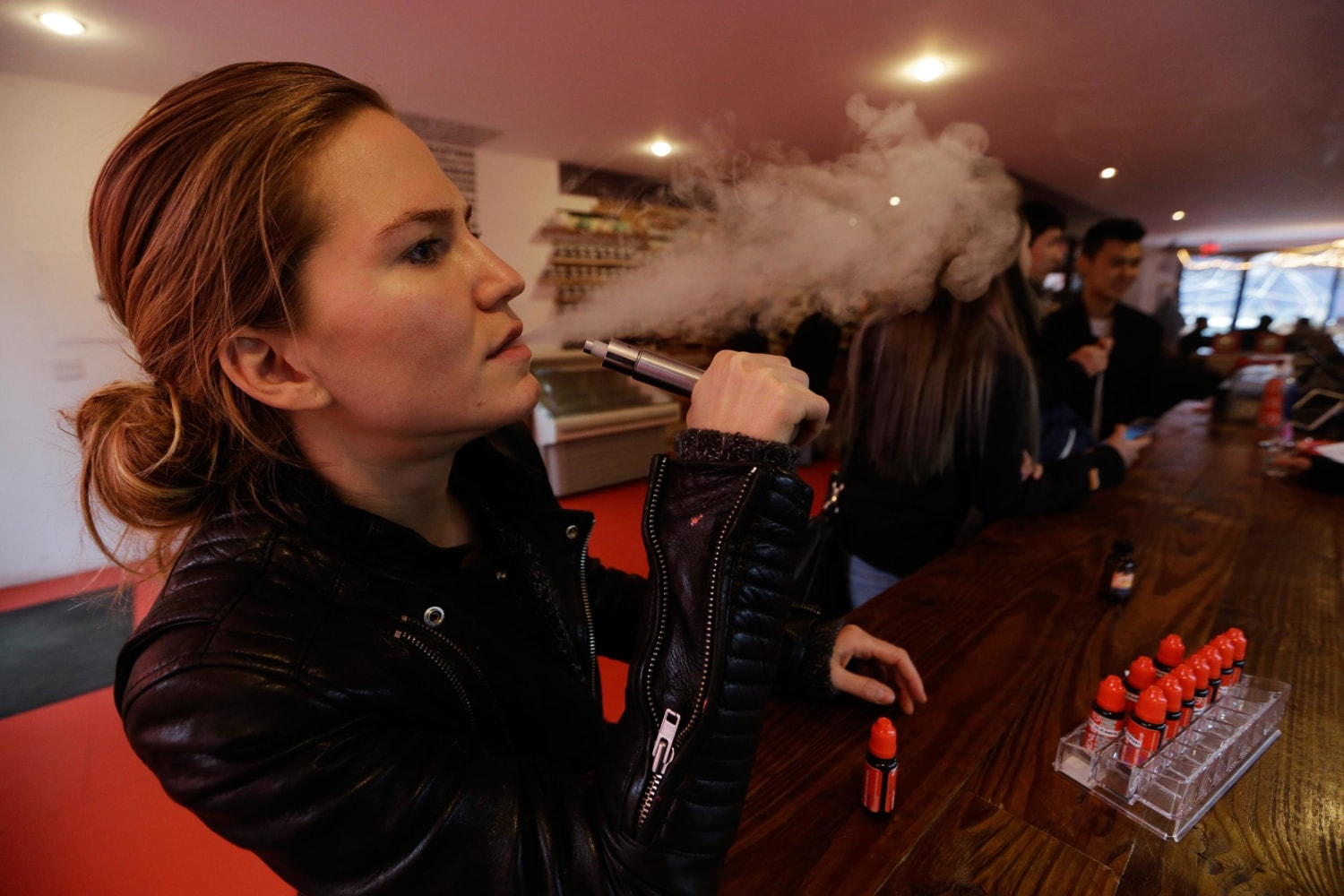'Dripping' new trend among teens who vape, researchers say