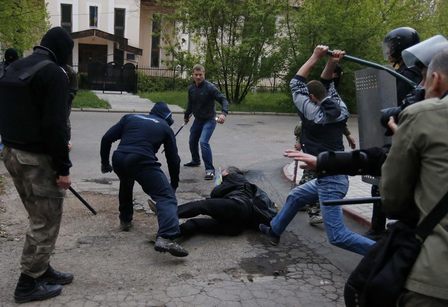 Relations entre la Russie et l'Ukraine Wikipdia