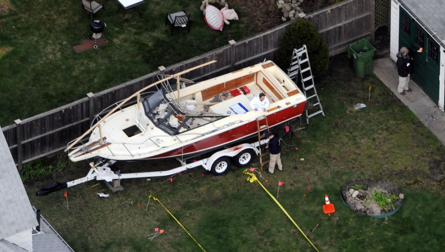 Image result for boston bombing boat