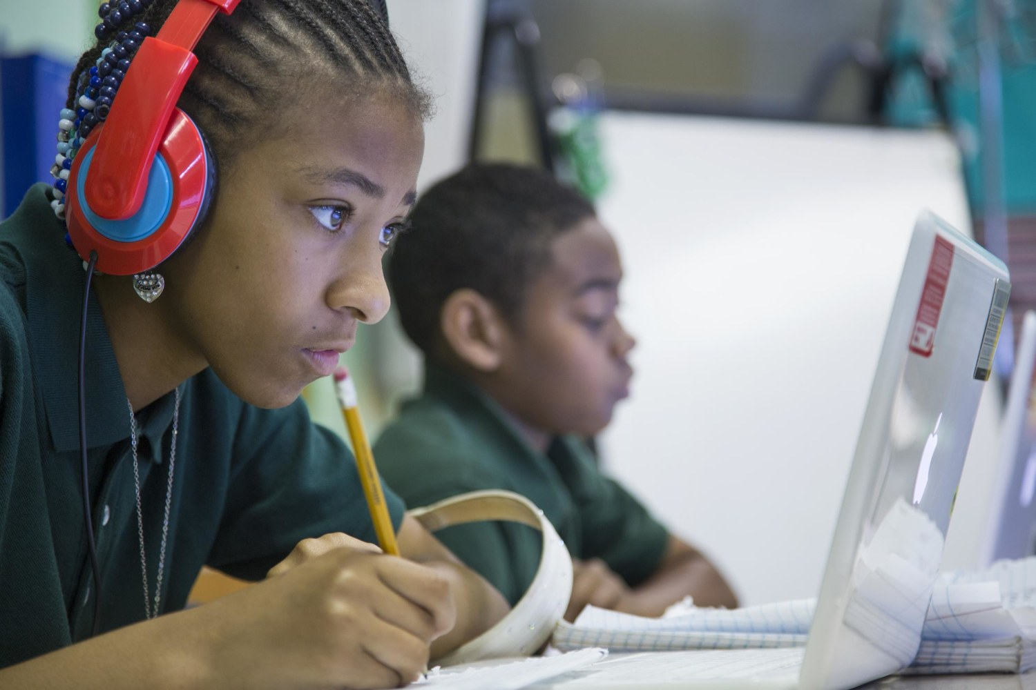Why It's So Hard to Close the Digital Divide in High-Poverty Schools