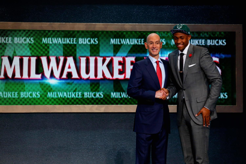Jabari Parker Becomes Highest-Drafted API in NBA - NBC News Jabari Parker Nba Draft