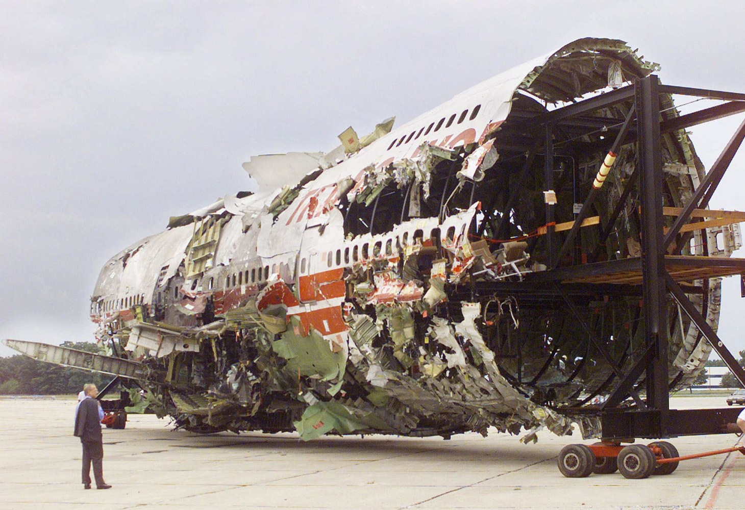 the twa flight 800 accident Was twa flight 800 intentionally downed or wss it truly an accident thinking sideways podcast conspiracy december 21, 2017.