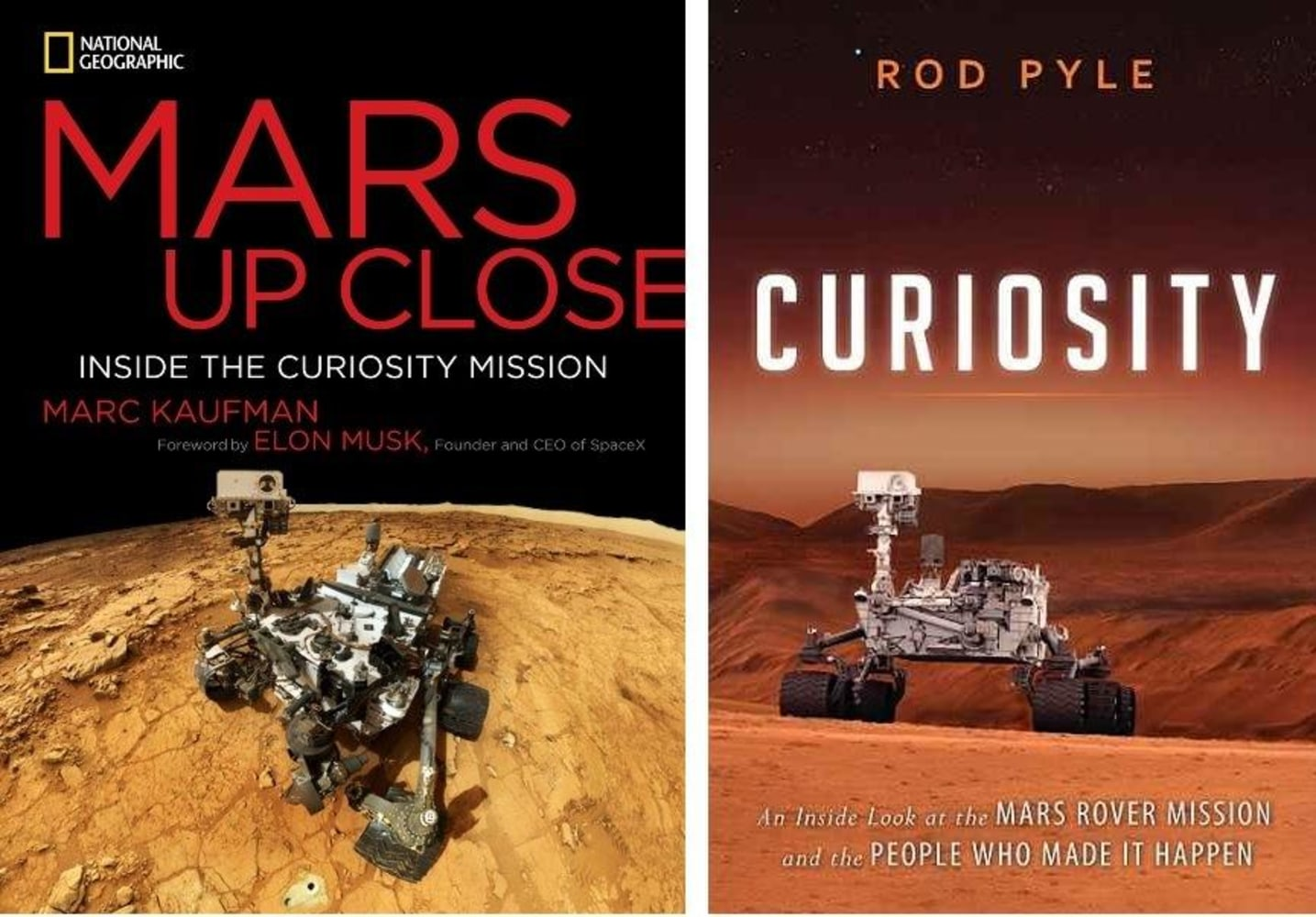 mars rover curiosity book - photo #8