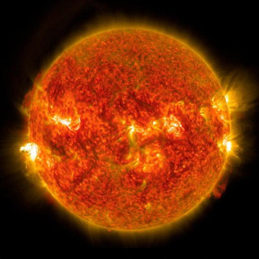 sun system solar flare - photo #42