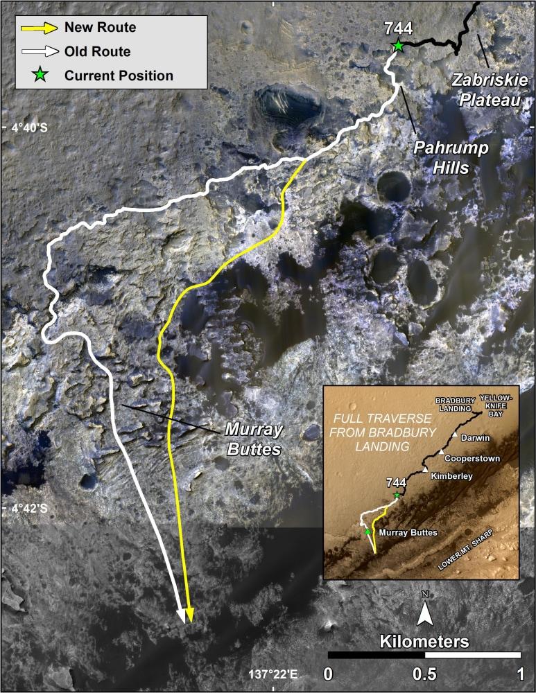mars rover location - photo #20