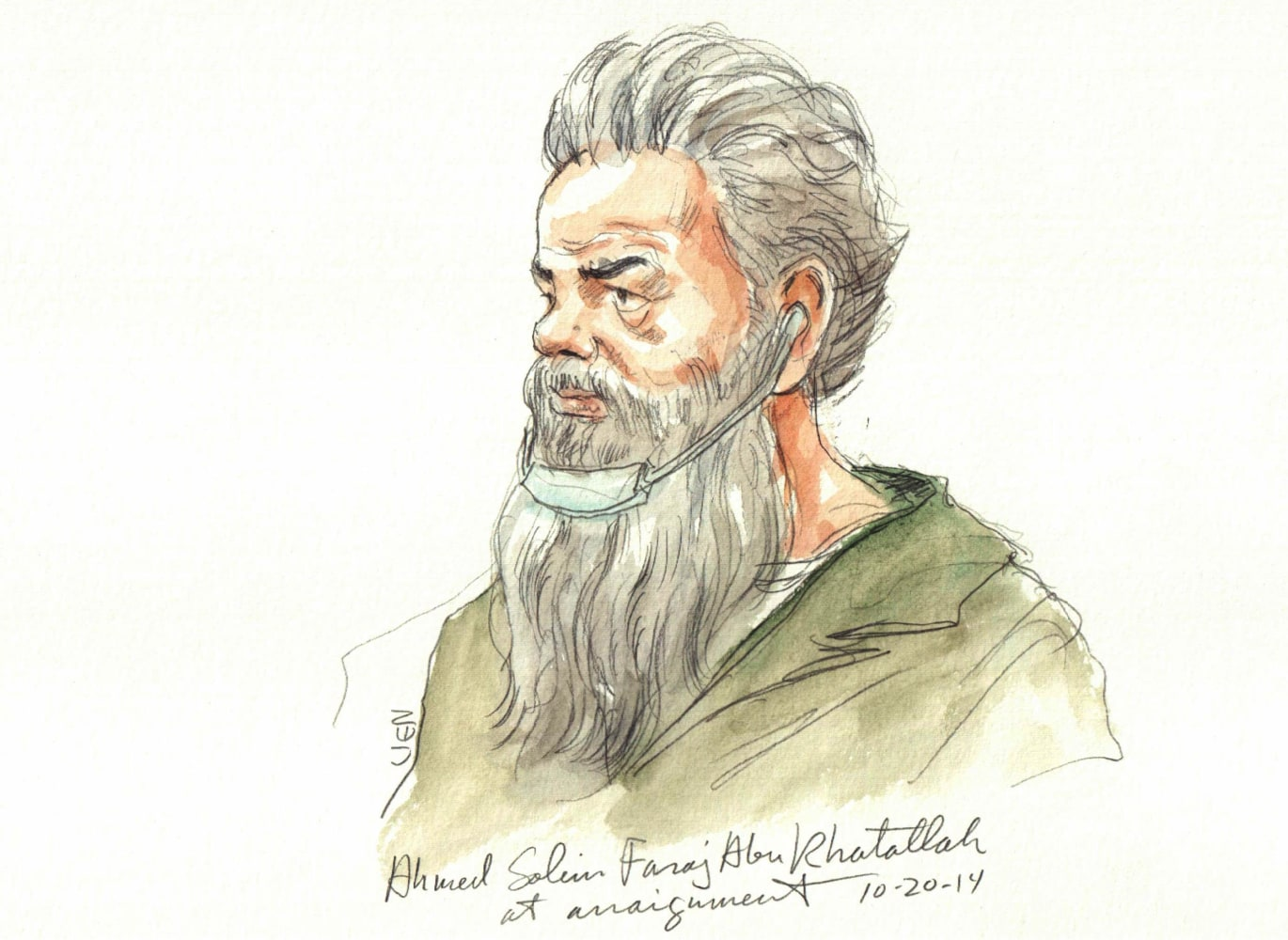 Trial begins of Benghazi accused Ahmed Abu Khatallah