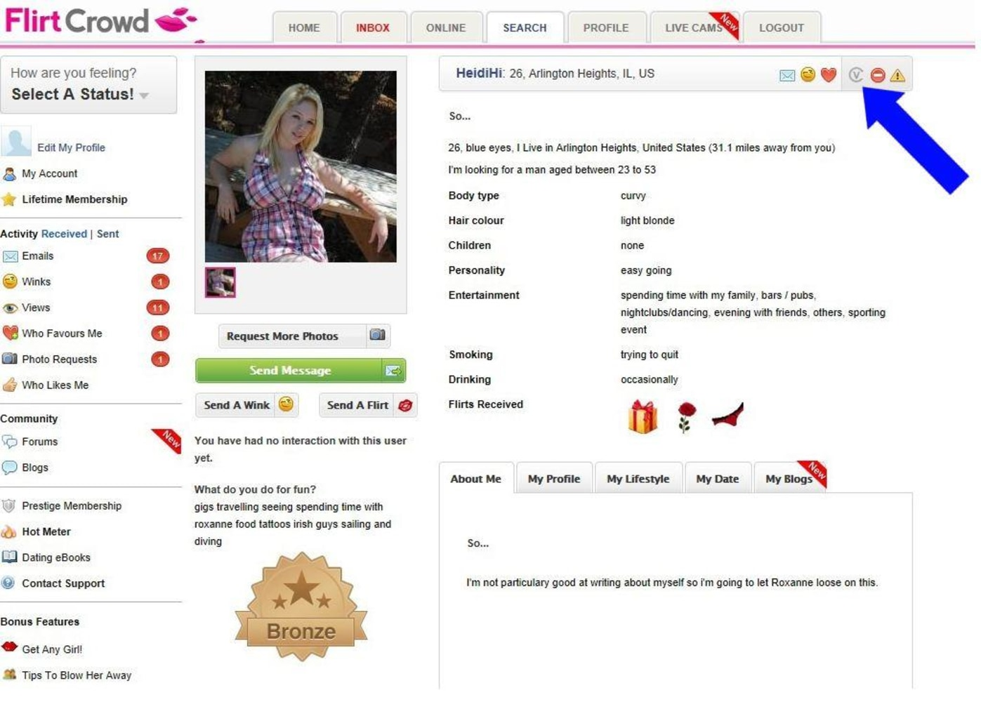 """ftc sues online dating site over fake flirty profiles A class action lawsuit has been filed against the online dating website matchcom (""""matchcom"""" or """"defendant"""") in united states district court in dallas, texas alleging, among other things, that profiles of prospective dates on the matchcom online dating website belong to inactive or fake users who cannot be contacted and that match."""