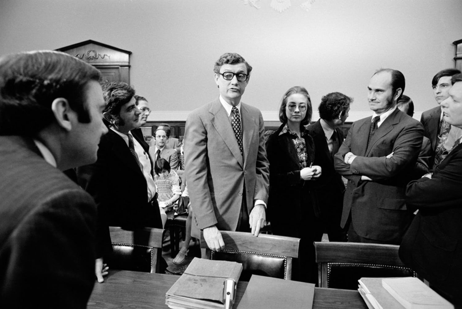 watergate scandal attacked one of the chief features of democracy
