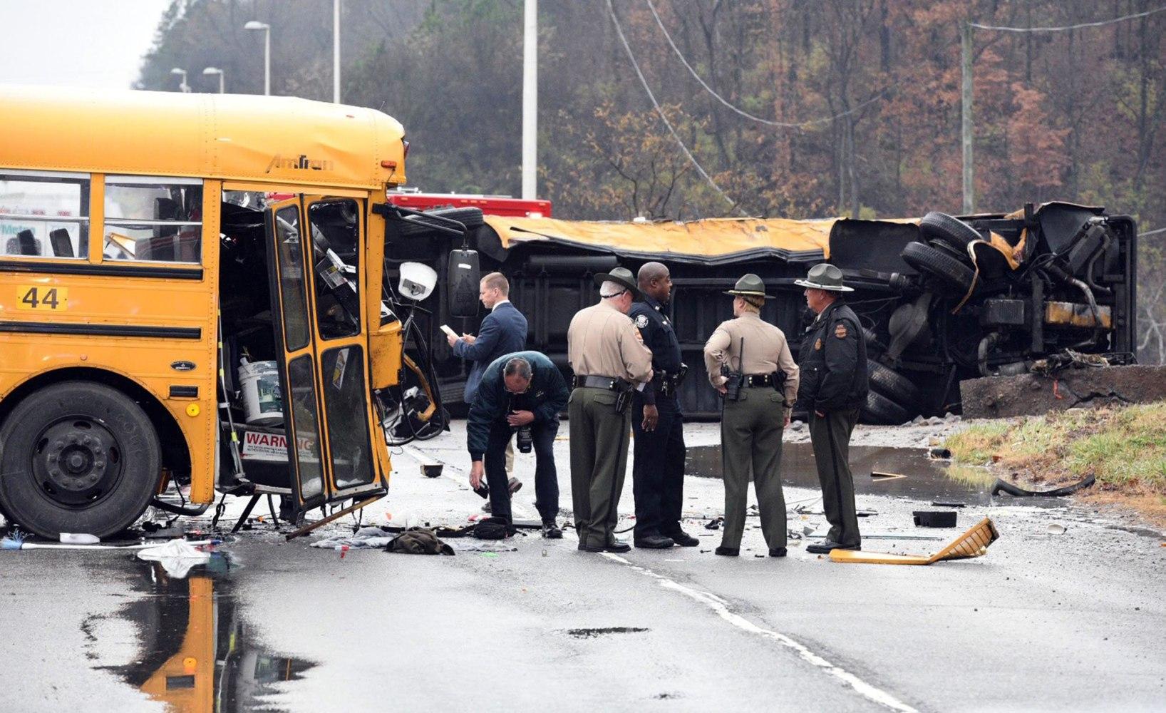Georgia Davenport Car Accident