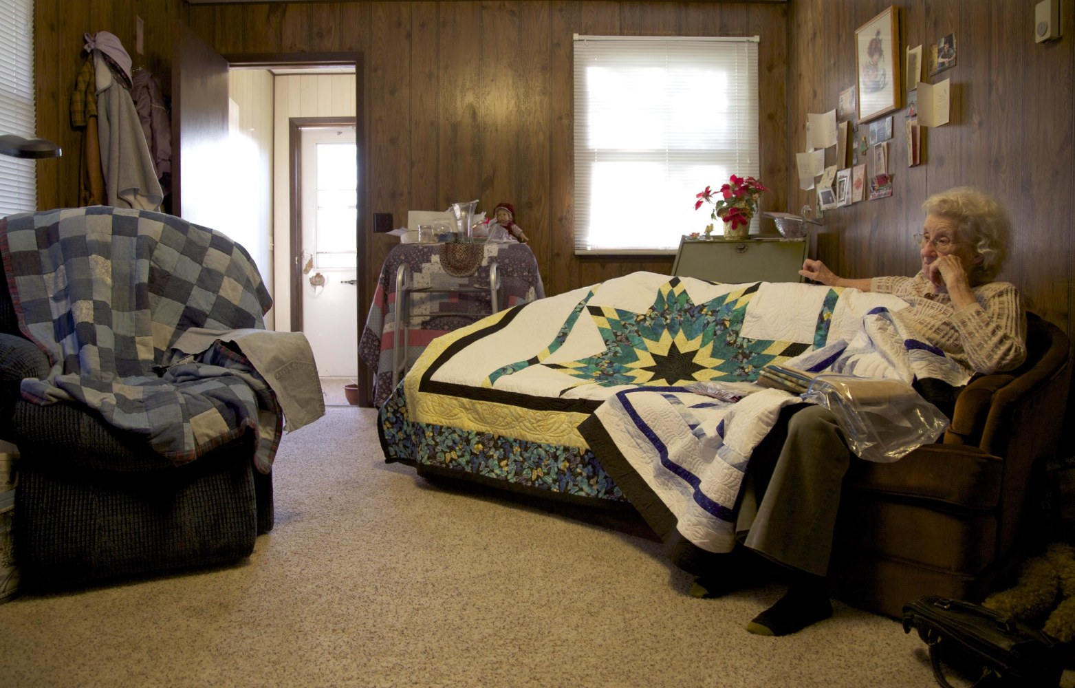 Montana mccone county circle - Donna Yarger 89 In Her Apartment In Circle Mont On May 27 2014 After Her Husband Bob Passed Away In 2011 Yarger No Longer Felt Comfortable Living Out