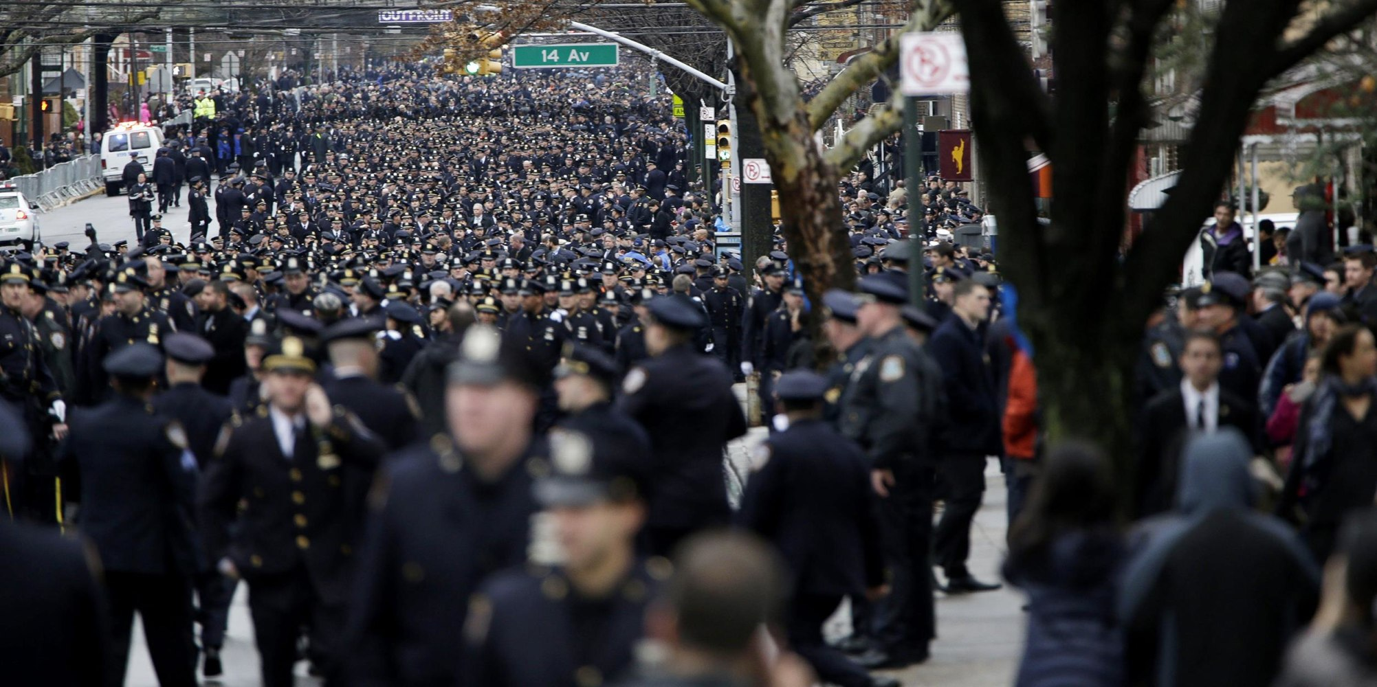 Nypd Officer Dies Today Nypd Funeral Ebdacfdfcffd Nbcnews Ux