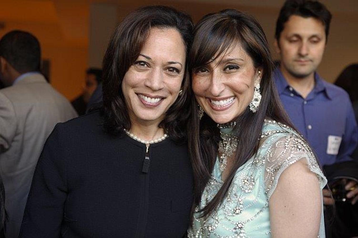 Kamala Harris Senate Bid Excites Californias Indian