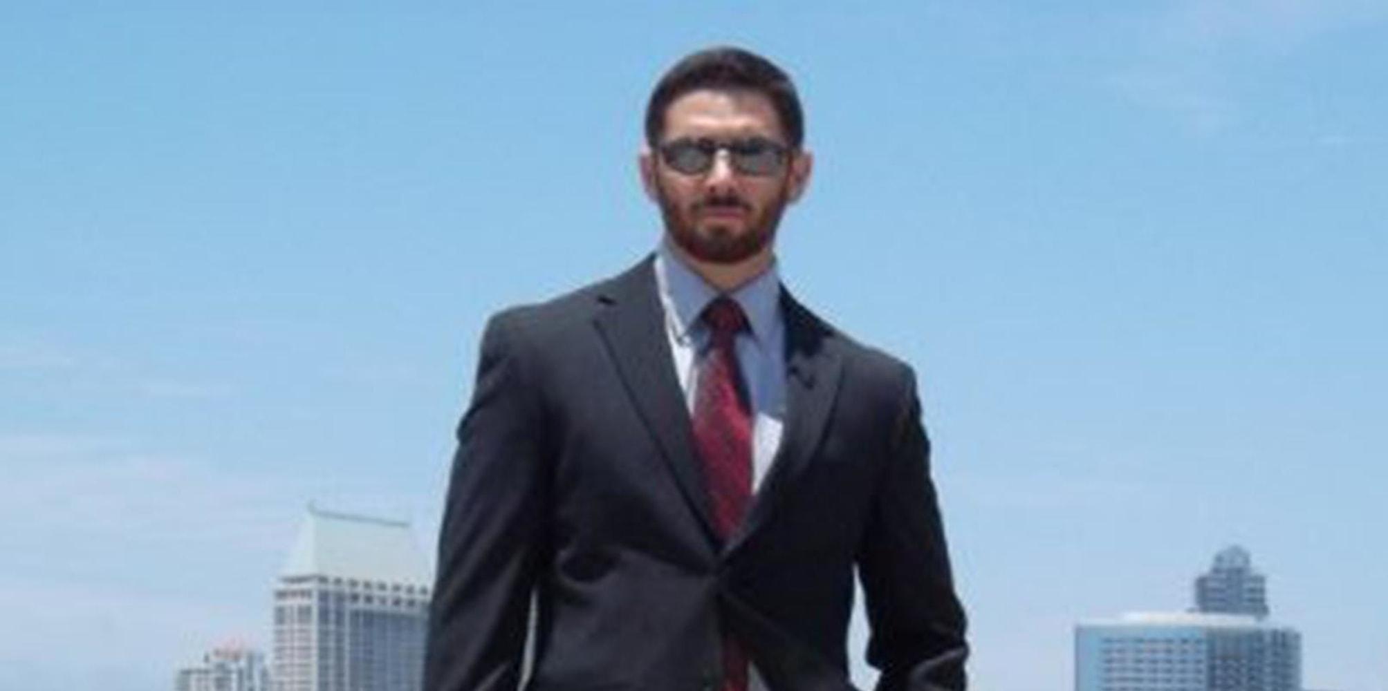 david berry libya