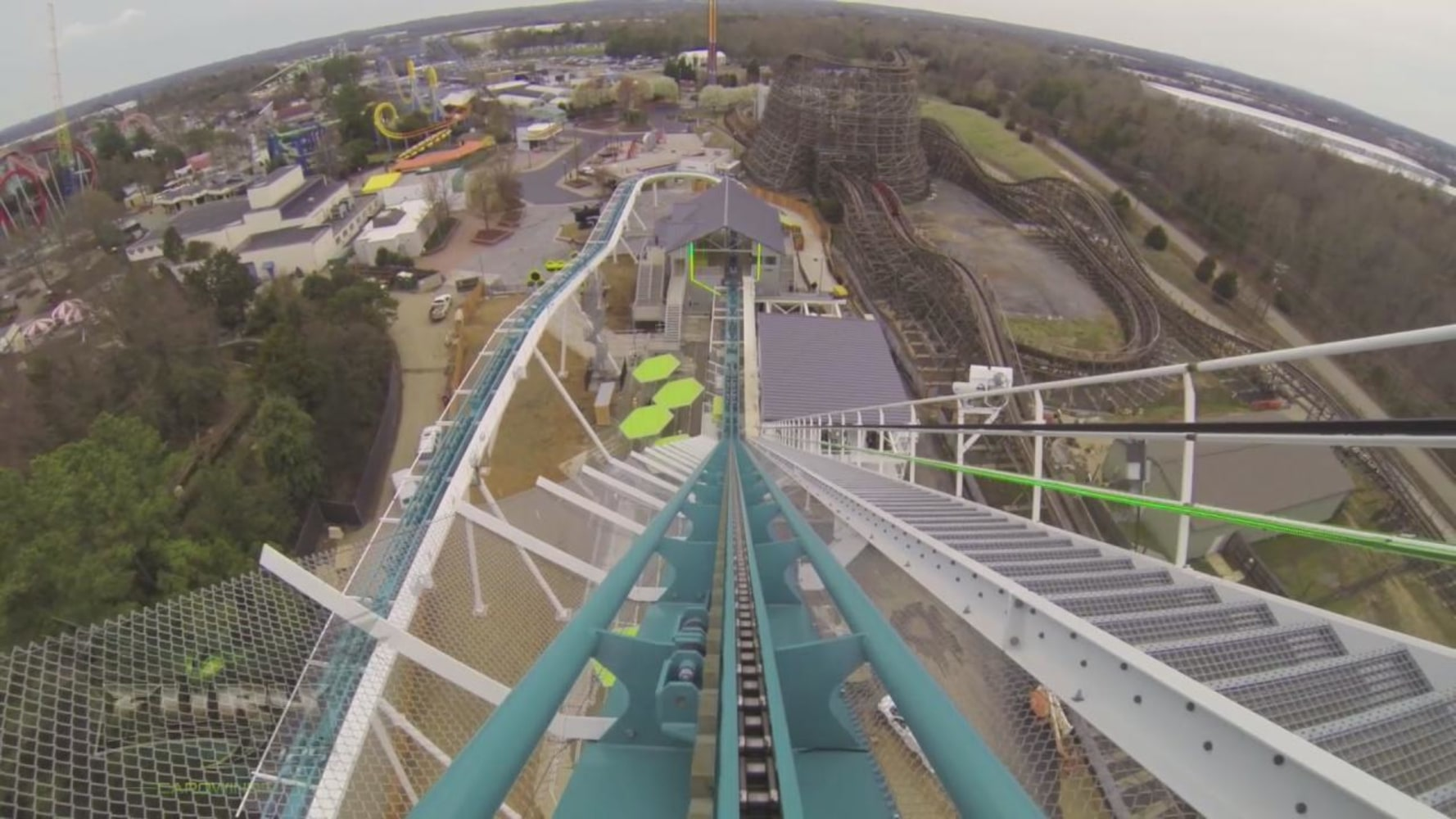 Diagramed Fury 325 Roller Coaster Related Keywords Suggestions Diagram Of Kingda Ka Check Out One The Worlds Tallest