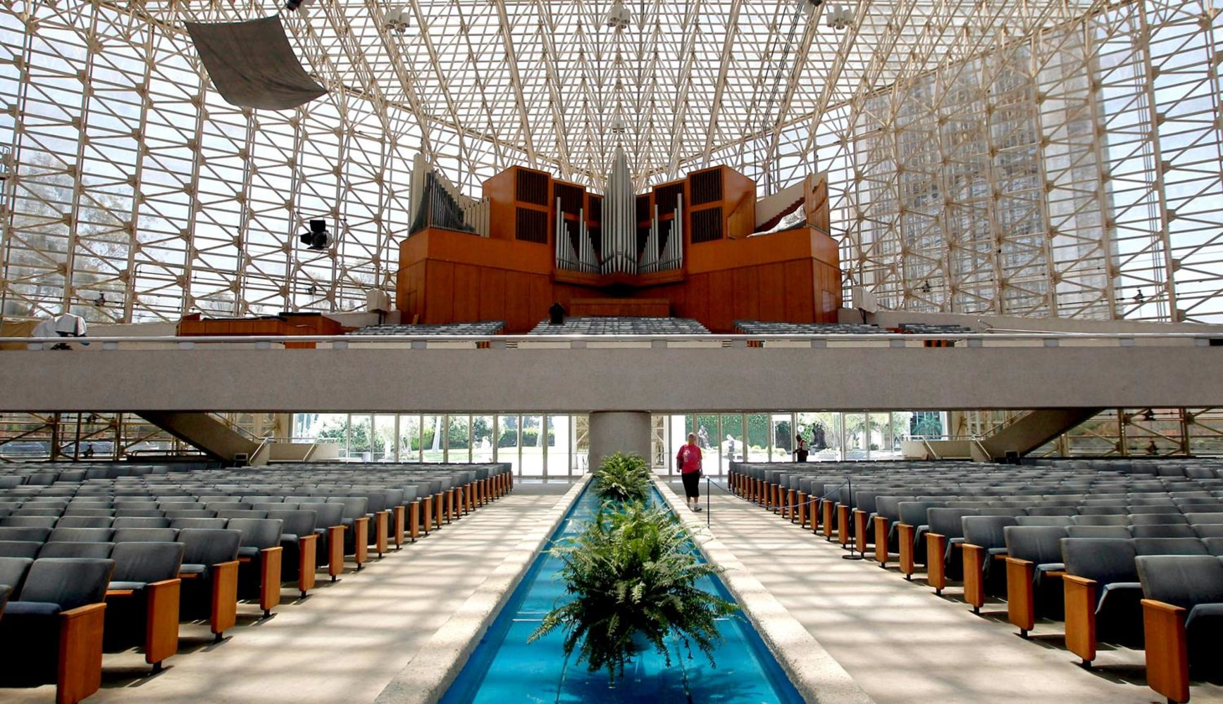 Robert Schuller Crystal Cathedral Megachurch Founder