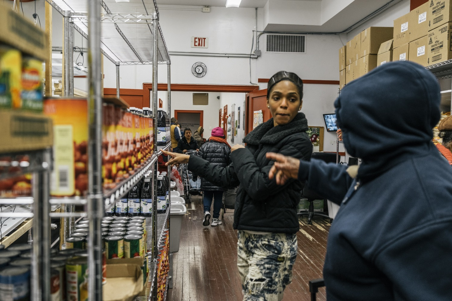food pantries of america This article originally appeared and was published on aolcom if you want to make a difference in your community but don't have time to stop by a food pantry, you may be in luck soon.