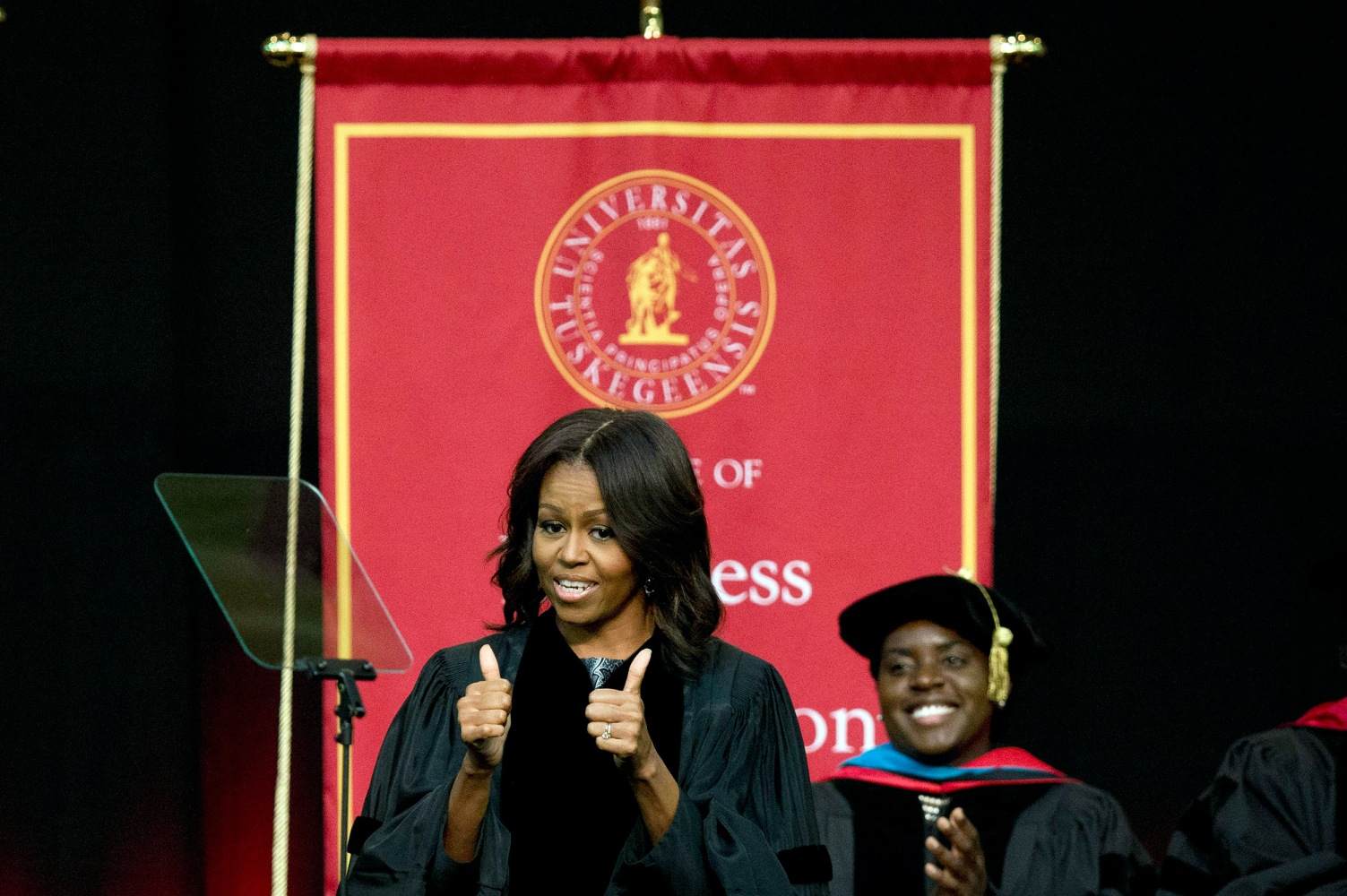 Michelle obamas thesis