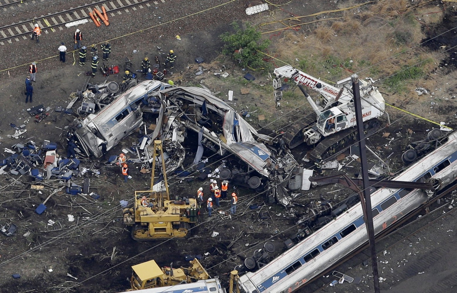 Human Error And High Speed Blamed For Deadly Philadelphia