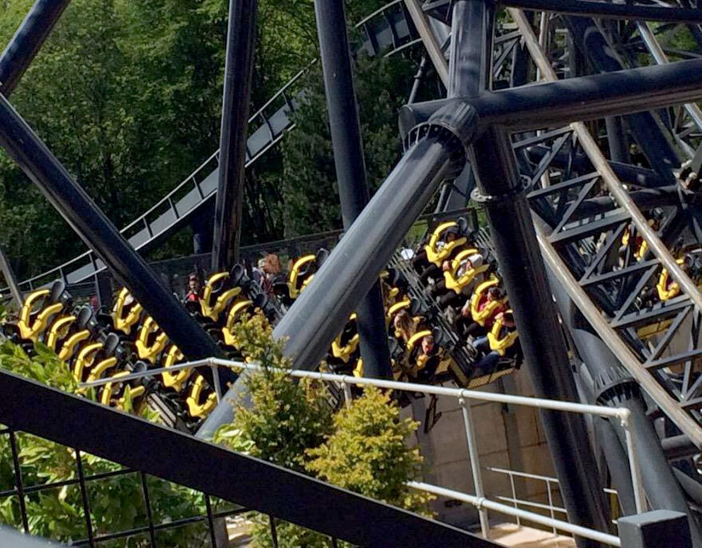Roller Coaster Rides Alton Towers Alton Towers Roller Coaster