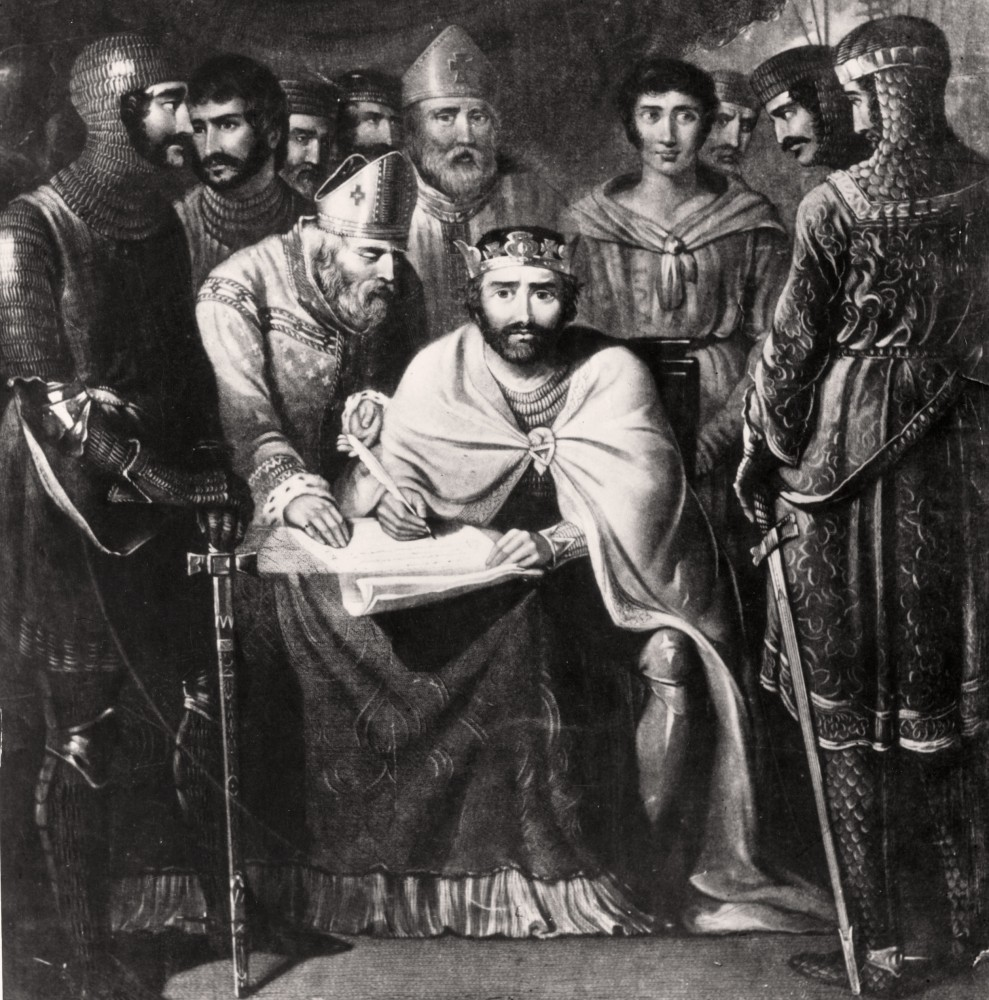 an essay on the magna carta by king john of england Magna carta libertatum (medieval latin for the great charter of the liberties), commonly called magna carta (also magna charta great charter), is a charter agreed to by king john of.