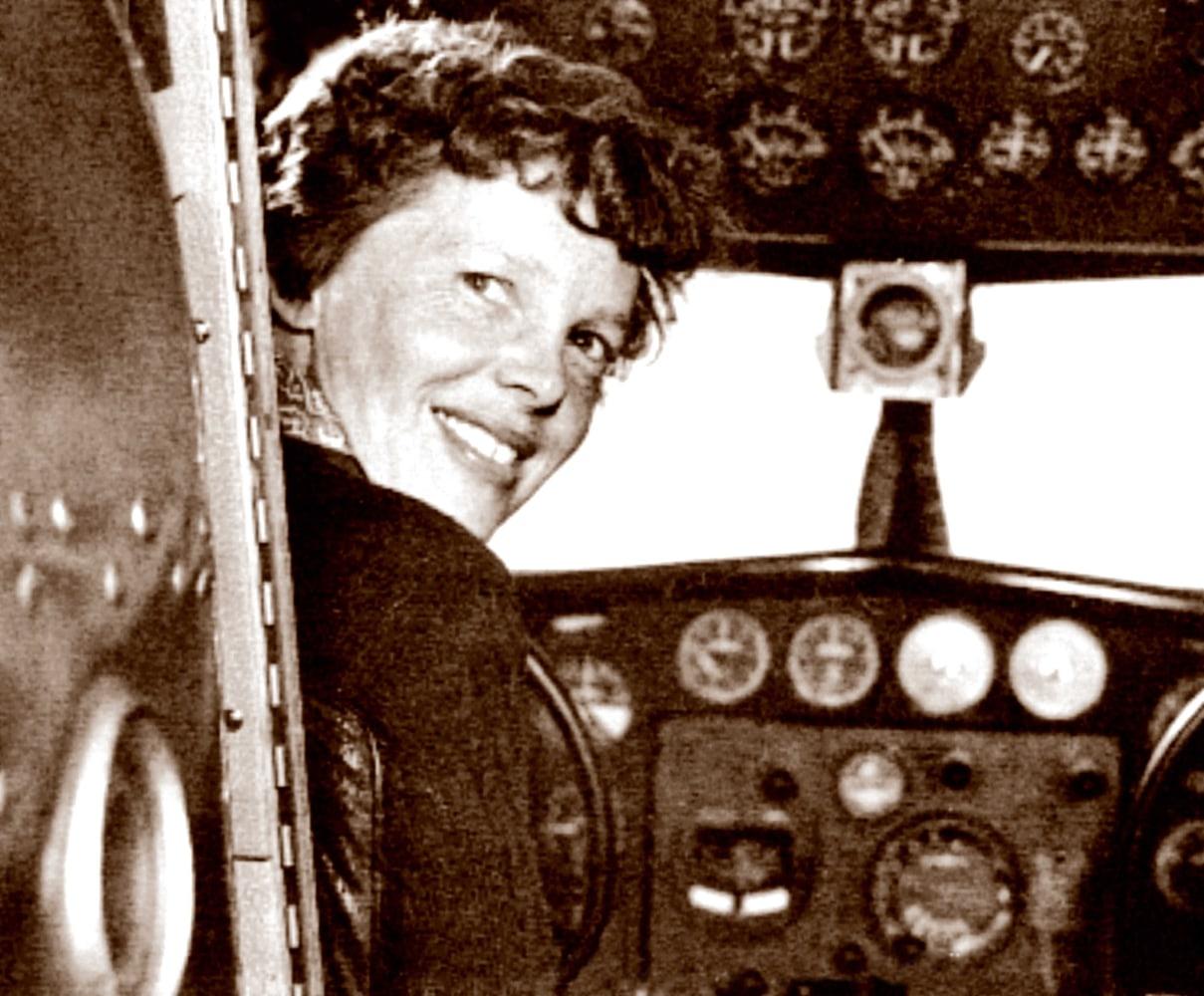 Amelia Earhart - ThingLink