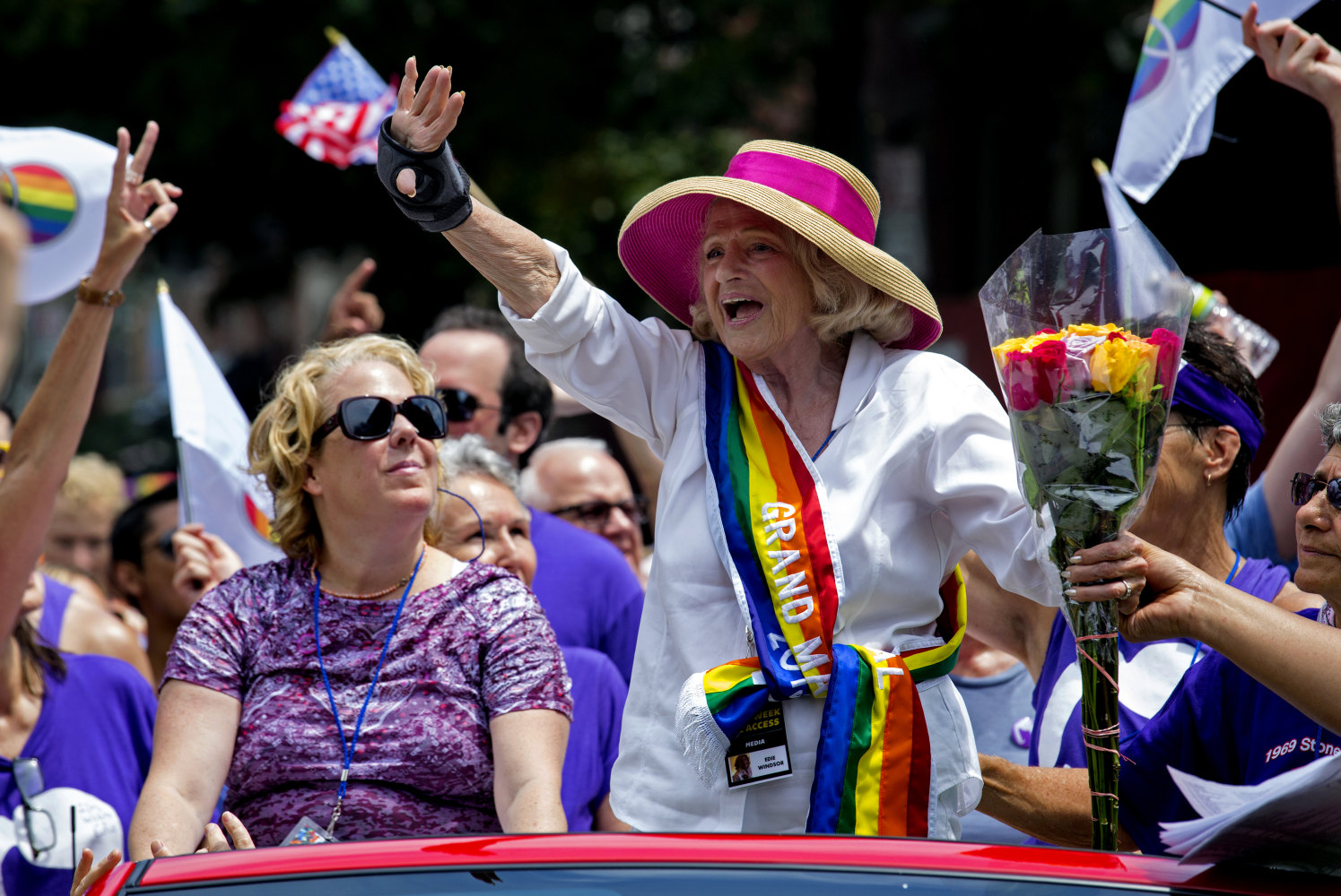 Edith Windsor is an Iconic Symbol of Love and LGBTQ Equality