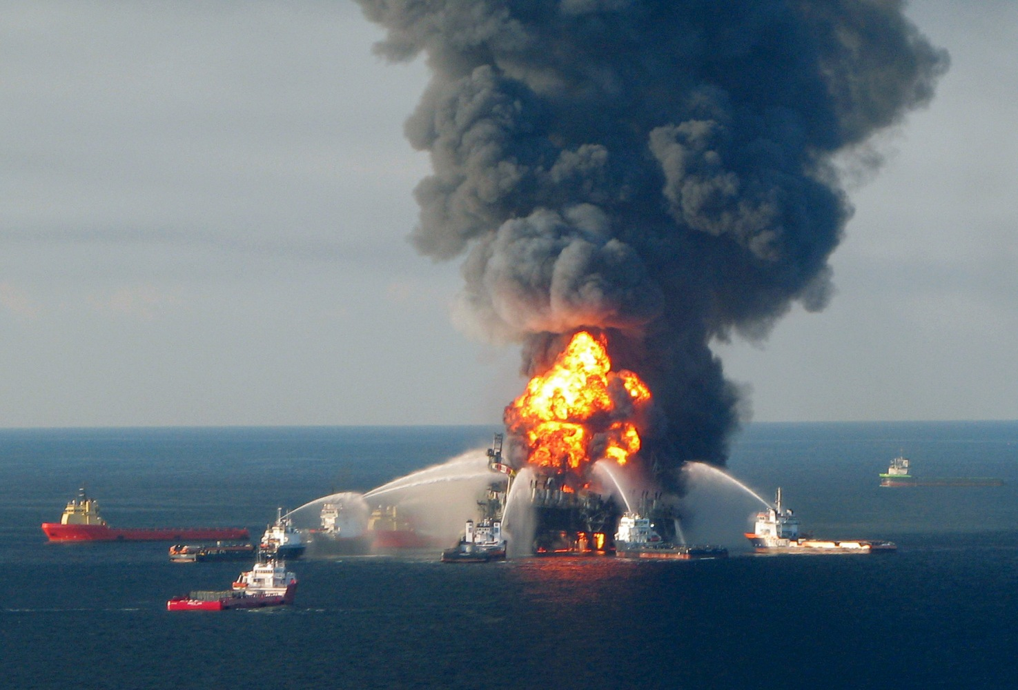Judge Approves 20 Billion Settlement In Bp Oil Spill