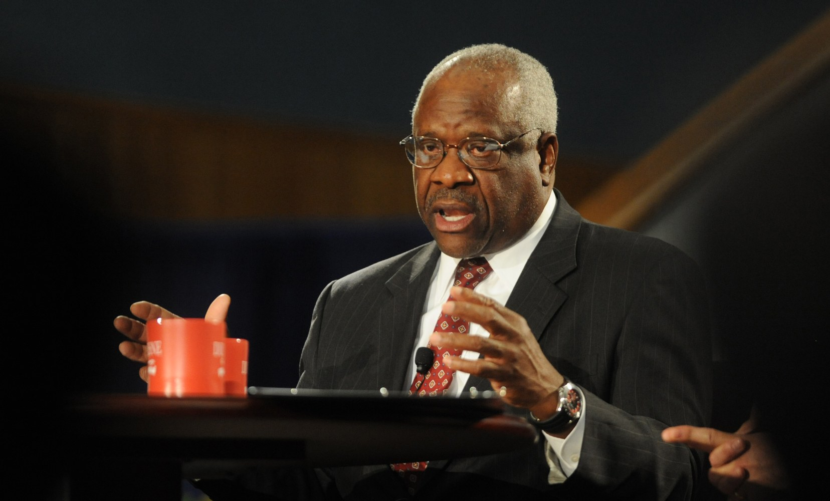 a biography of clarence thomas a supreme court justice Predictably, his choice of thomas to replace marshall,  in as an associate  justice of the supreme court.