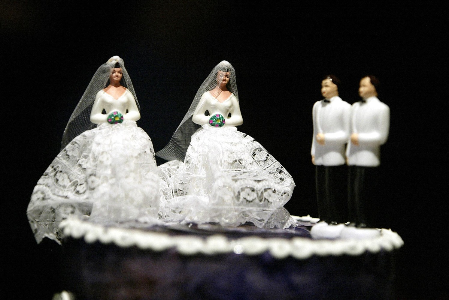 Wedding Cake Ideas For Gay Wedding : Religious Beliefs, Gay Rights Clash in Colorado Court Case ...