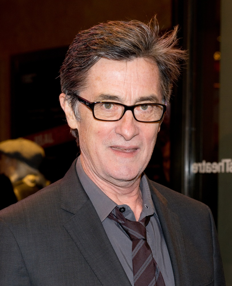 roger rees the visit