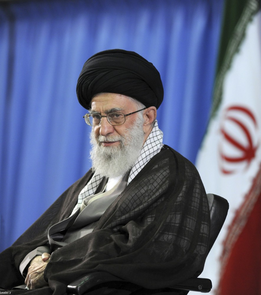 Iran Nuclear Deal Who Is Supreme Leader Ayatollah Ali