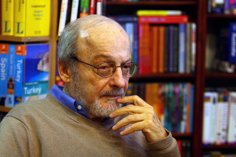 Image: El Doctorow In 2007
