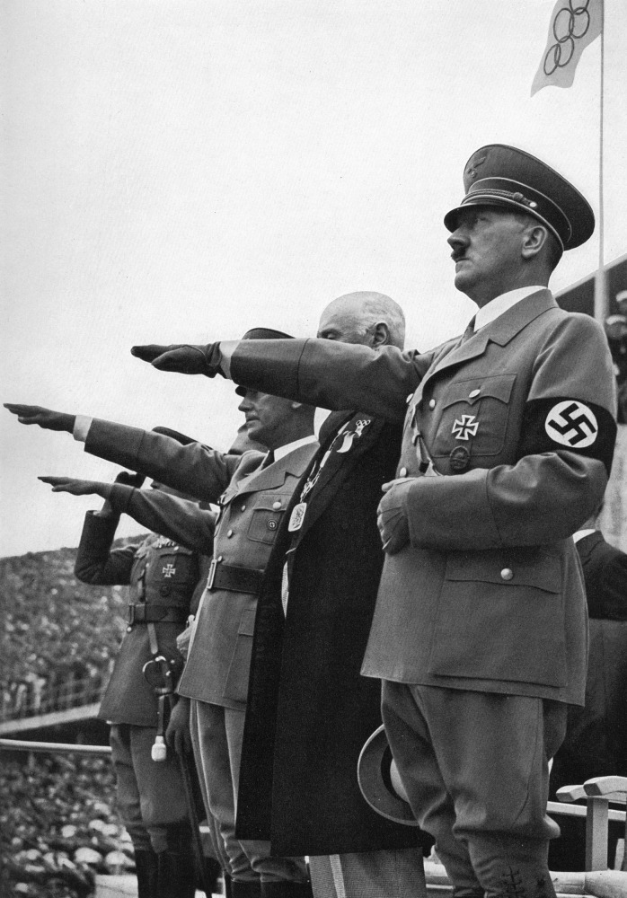 a biography of adolf hitler the chancellor of nazi germany
