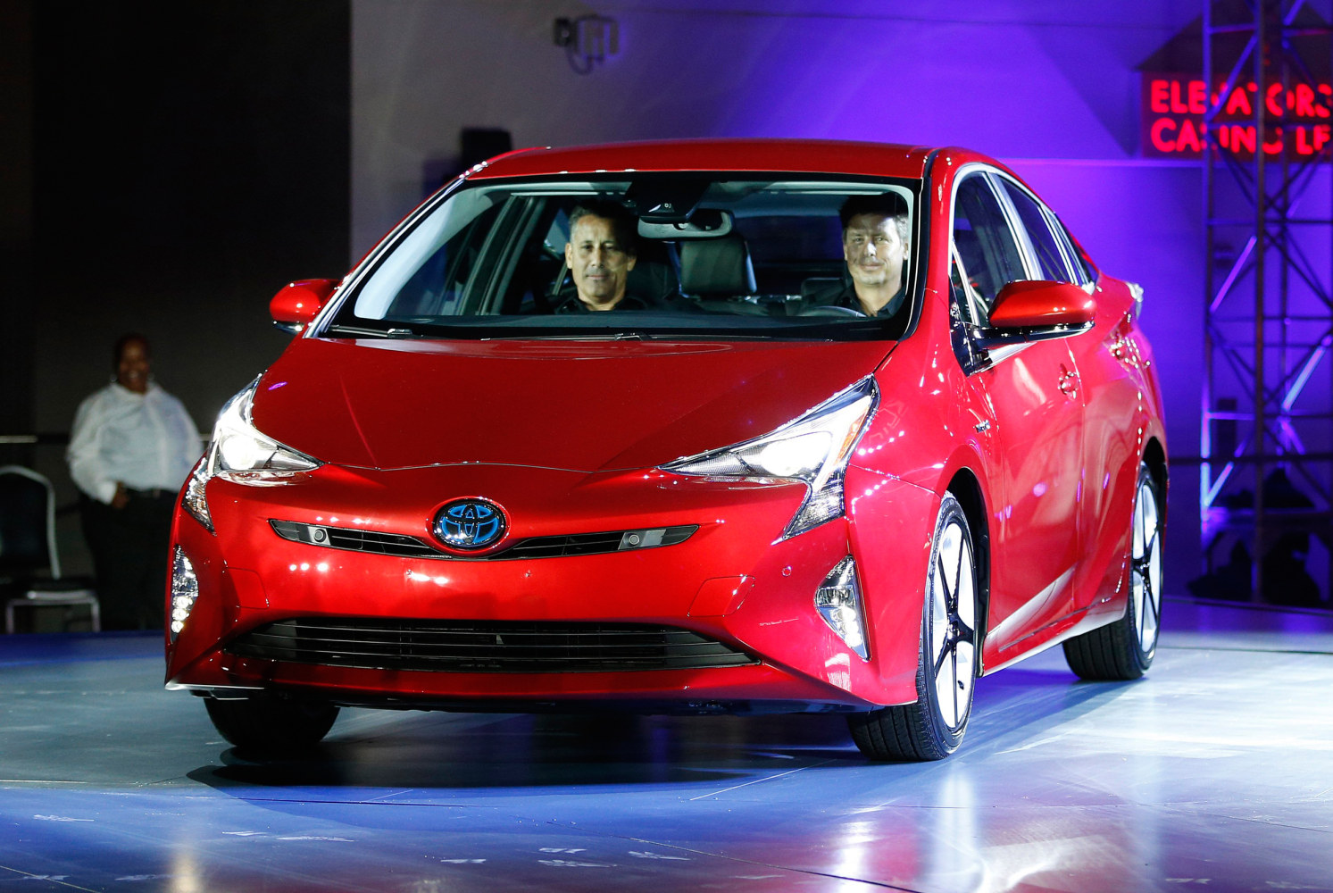 Toyota Rolls Out 4th Generation Prius Promises 10