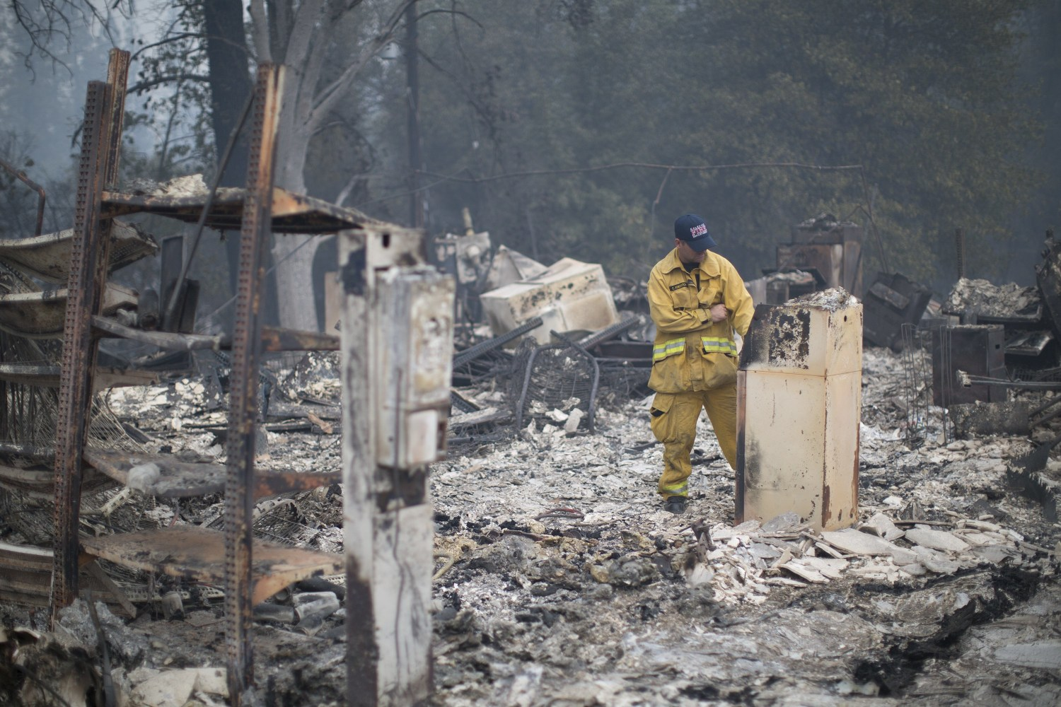 Third Body Found in Aftermath of 'Butte Fire' in ...