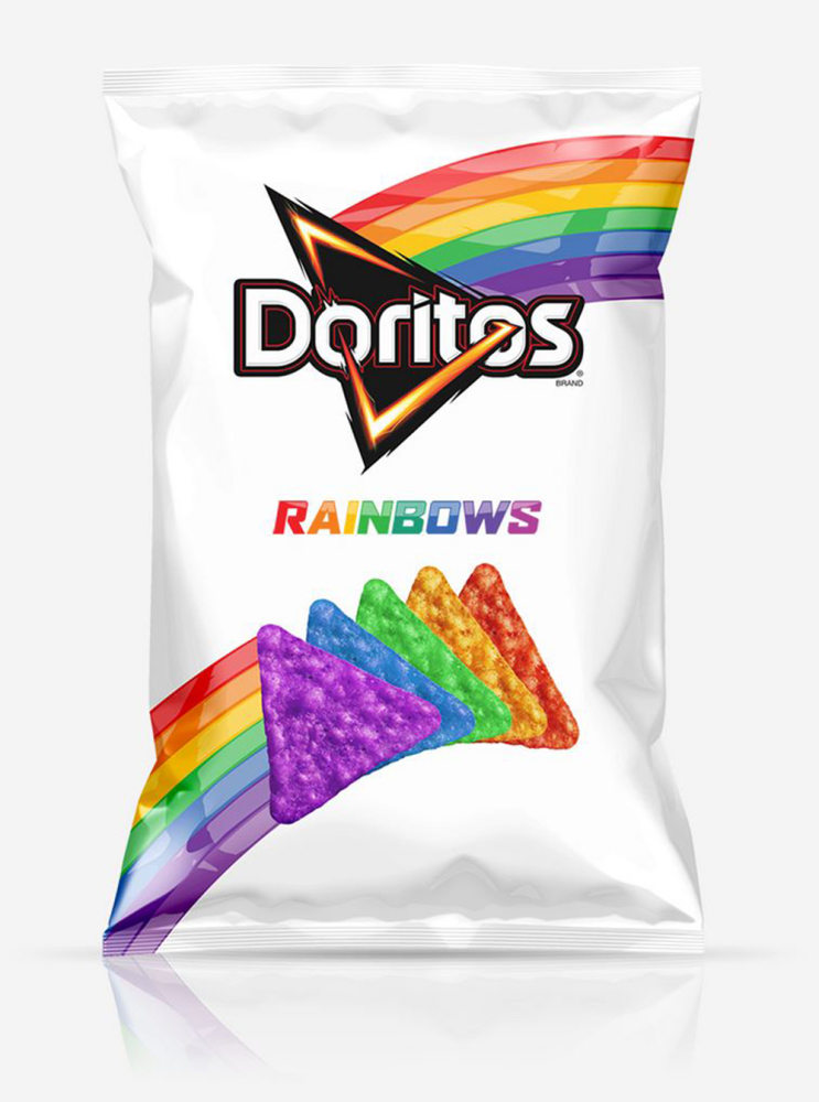 frito lay and the doritos marketing techniques Frito-lay has altered its flavored chips and pretzels to ditch the artificial  frito- lay is holding off so far on converting its doritos and cheetos brands  or more  than double sales of its healthier products today—a strategy that.