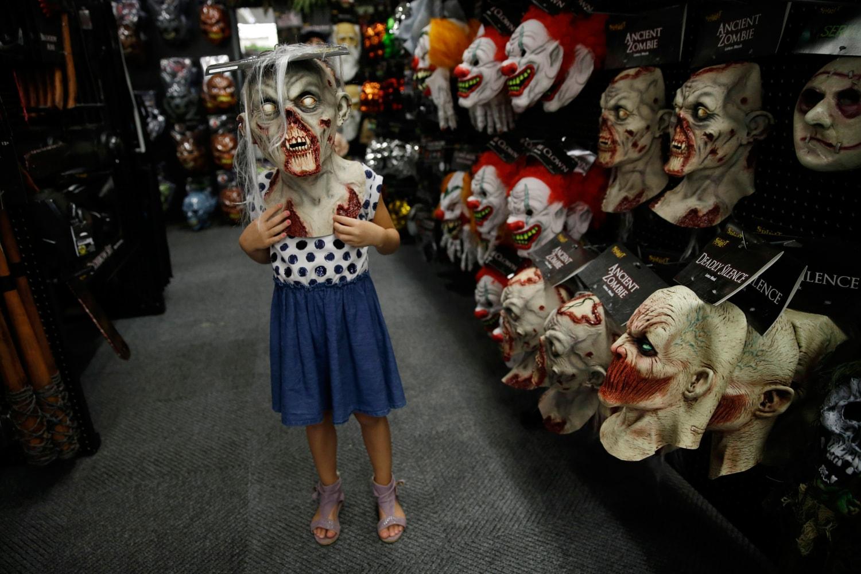 Years of Stockpiling Seen Behind Dip in Halloween Spending - NBC News