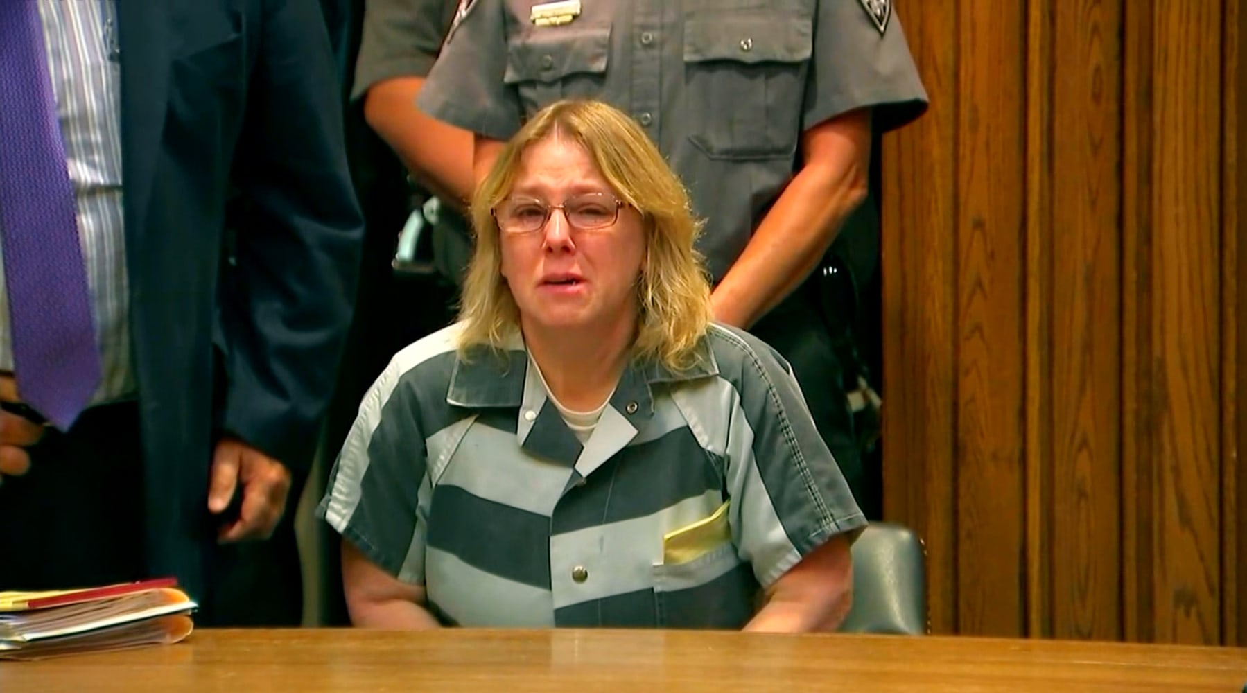 Woman Who Helped Murderers Escape Prison Gets Seven Year Sentence